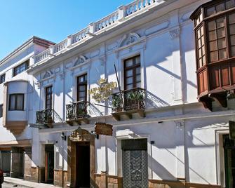 San Marino Royal Hotel - Sucre - Rakennus