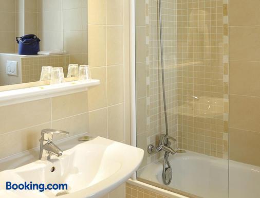 盧瓦爾城堡之家酒店 - 土爾 - 圖爾 - 浴室