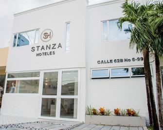 Hotel Stanza Monteria - Montería - Building