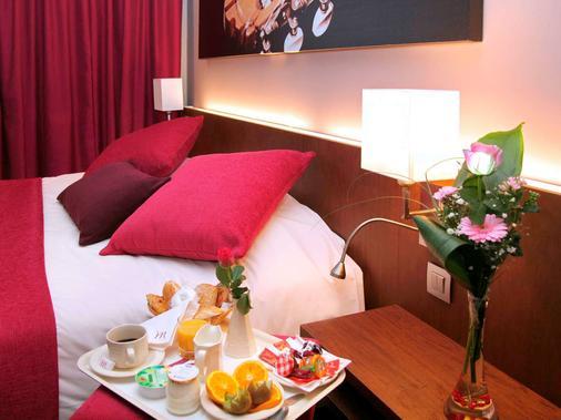 Hôtel Mercure Perpignan Centre - Perpignan - Bedroom