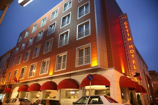 Cetin Hotel - Keşan - Building