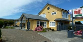 Monarch Motel - Invercargill - Κτίριο