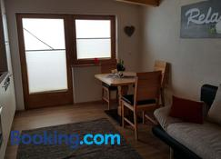 Apartment Greidlerhof - Rohrberg - Sala de estar