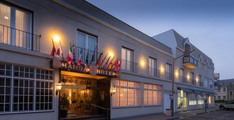 Hansa Hotel - סוואקופמונד - בניין