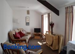 Kittiwake House - Port Erin - Living room