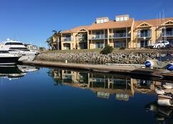 The Marina Hotel - Port Lincoln - Gebäude