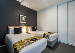 曼特拉100 展品飯店 - 墨爾本 - 臥室