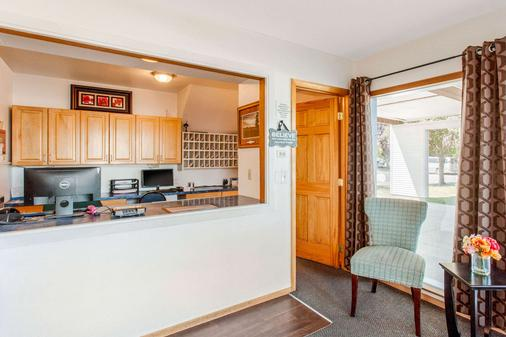 Rodeway Inn - Coeur d'Alene - Kitchen