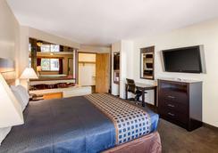 銀湖汽車旅館 - 多藍湖 - 科達倫 - 臥室