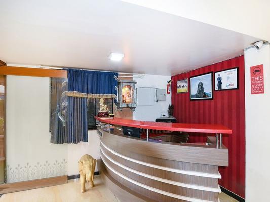 OYO 15349 Hotel Ira Executive - Aurangabad - Ρεσεψιόν