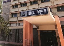 Hotel Rusca - Hunedoara - Building