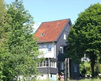 Pension Oberberg - Lindlar - Gebäude