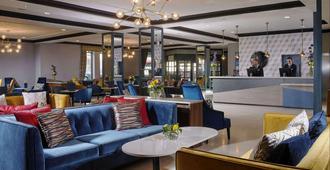 卡姆登科特酒店 - 都柏林 - 都柏林 - 休閒室