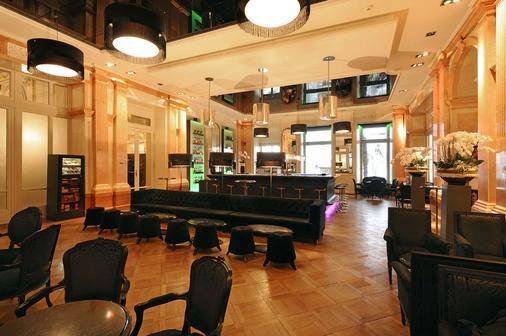 Hotel Schweizerhof Luzern - Lucerne - Bar