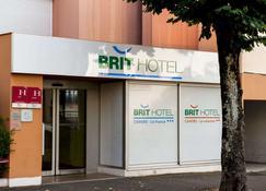 Brit Hotel Cahors- Le France - Cahors - Edifício