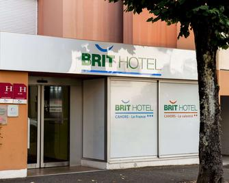 Brit Hotel Cahors- Le France - Каор - Building