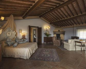 Relais Il Falconiere - Cortona - Bedroom