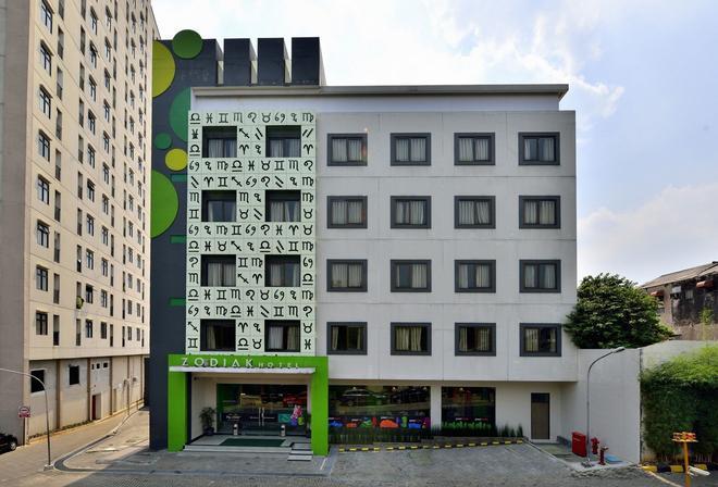 Zodiak @MT Haryono - Ανατολική Τζακάρτα - Κτίριο