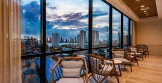 Holiday Inn Express Cartagena Manga - Cartagena - Balcony