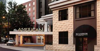 The American Hotel Atlanta Downtown - a DoubleTree by Hilton - Atlanta - Edificio