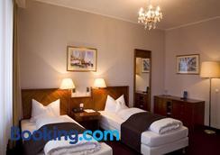 Ross Hotel - Stuttgart - Phòng ngủ
