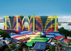 Resorts World Genting - First World Hotel - Genting - Building