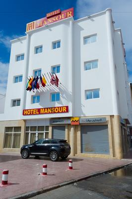 Hôtel Mansour - Dakhla - Building