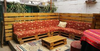 Casona Pumacahua - Hostel - Cusco - Lounge