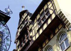 Am Markt Hotel Restaurant Cafe - Bacharach - Bâtiment