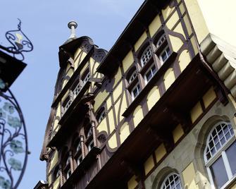 Am Markt Hotel Restaurant Cafe - Bacharach - Building