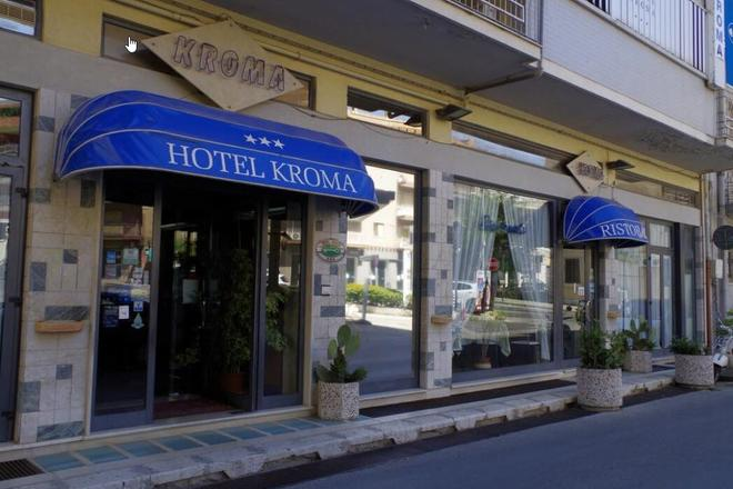 Hotel Kroma - Ragusa - Building