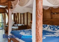 Magic Reef Bungalows - Rarotonga - Bedroom