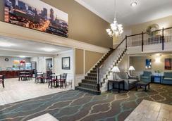 品質套房酒店 - 迪摩因 - 德梅因 - 大廳