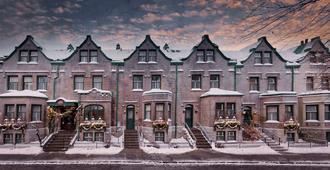 Hotel Chateau Bellevue - Thành phố Quebec - Toà nhà