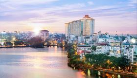 Pan Pacific Hanoi - Hanoi - Outdoor view