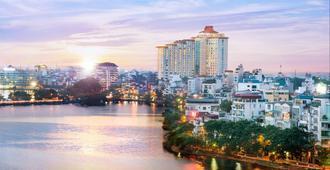Pan Pacific Hanoi - האנוי - נוף חיצוני
