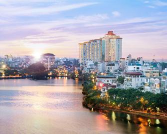 Pan Pacific Hanoi - Hanoj - Outdoors view
