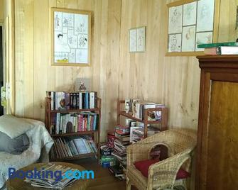 La Plogne - Cajarc - Wohnzimmer