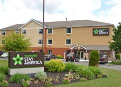 Extended Stay America - Syracuse - Dewitt - East Syracuse - Rakennus