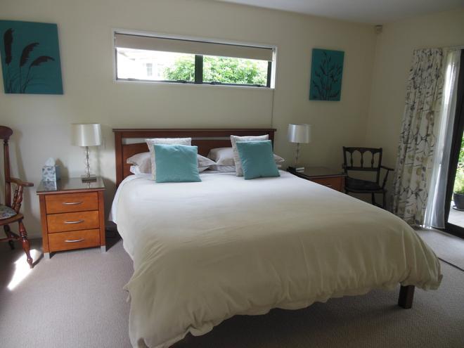 Garden Bed and Breakfast - Christchurch - Makuuhuone