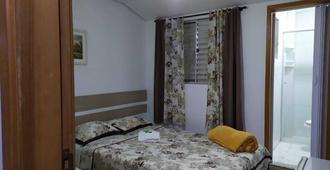 Hospedaria Ipiranga - Sao Paulo - Phòng ngủ