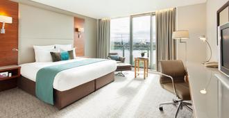 Crowne Plaza London Docklands - London - Bedroom