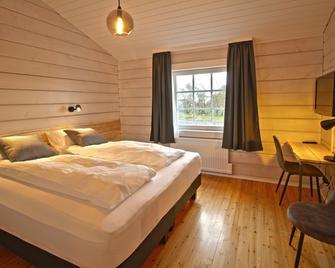 Hotel Bláfell - Breiddalsvik - Bedroom