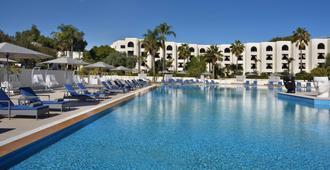 Fes Marriott Hotel Jnan Palace - פז - בריכה