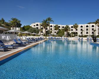 Fes Marriott Hotel Jnan Palace - Fez - Pool