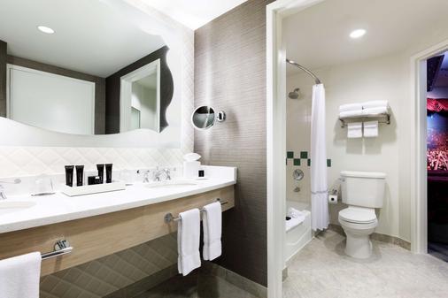 Universal's Hard Rock Hotel - Orlando - Banheiro