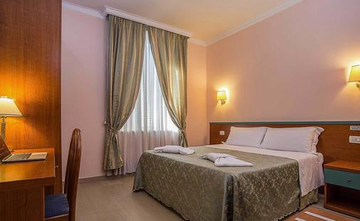 Hotel Center 3 - Rome - Phòng ngủ