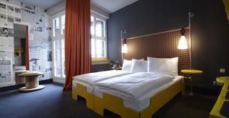 Superbude St. Pauli - המבורג - חדר שינה