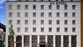 K+K Hotel am Harras - München - Gebäude