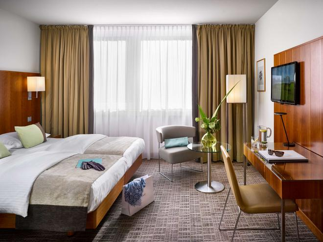 K+K Hotel am Harras - Munich - Bedroom